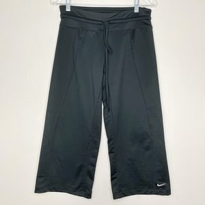 Nike Fit Dry Y2K wide leg poly stretch track pants